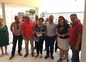 La Junta concluye las obras de reparación de dos bloques de viviendas públicas de 'El Descubrimiento' de Torredonjimeno