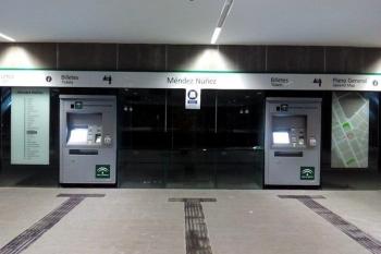 La Junta licita por medio millón de euros el mantenimiento de las máquinas de billetaje del metropolitano de Granada