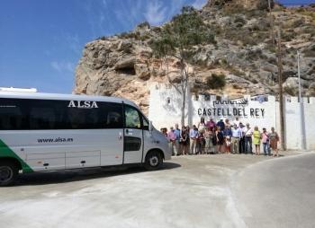 El Consorcio de Transporte prestará nuevo servicio a la barriada Castell del Rey de Almería a partir del lunes 26 de junio