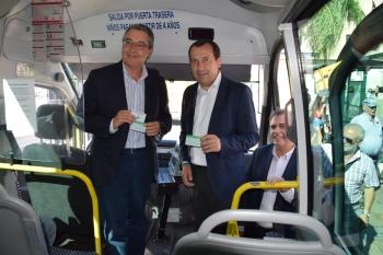 Rincón de la Victoria integra sus autobuses urbanos en el Consorcio de Transportes del Área Metropolitana de Málaga