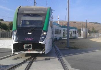 La Junta licita por más de medio millón la dirección de obra de la subestación eléctrica del tren tranvía de la Bahía de Cádiz