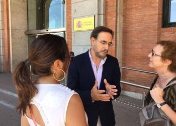 """López pide """"más ambición"""" al Ministerio para evitar que el baipás del AVE de Almodóvar """"quede obsoleto en cinco años"""""""