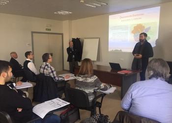 Metro de Granada inicia la formación del personal con los primeros trabajadores del servicio de operación