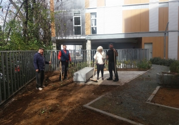 La Junta pone en marcha nuevos talleres en los alojamientos públicos de San Bernardo