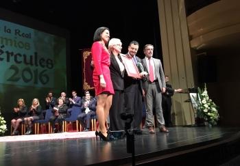 """Felipe López defiende """"los valores del esfuerzo y la constancia como los cimientos del progreso de cualquier sociedad"""""""