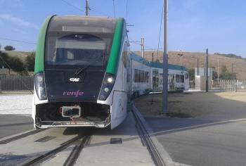 La Junta adjudica por 356.950 euros el mantenimiento de las instalaciones de sistemas del tranvía de la Bahía de Cádiz