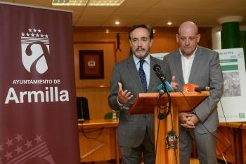 La Junta abordará la puesta en marcha del Metro de Granada con el servicio completo en horarios y frecuencia de paso