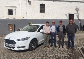 La ruta de taxi a la demanda entre Órgiva y Cáñar entra en servicio el próximo miércoles con 2 expediciones 3 días a la semana