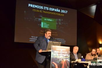 Los Consorcios Metropolitanos reciben un premio nacional por su tecnología en el sistema de transporte sin contacto