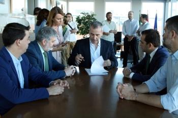 La Junta iniciará en julio la rehabilitación de las Casas Consistoriales de Écija