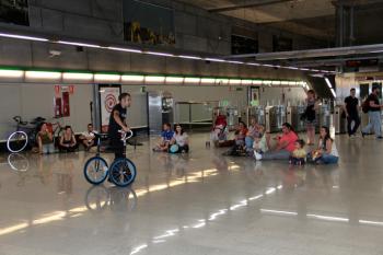 Metro de Sevilla colabora por segundo año consecutivo con el Festival Circada