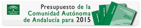 Proyecto del Presupuesto de la Comunidad Autónoma de Andalucía para 2015