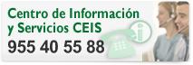 Centro de Información y Servicios CEIS - 955 40 55 88