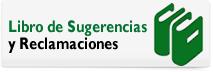 Libro de sugerencias y reclamaciones de la Junta de Andalucía