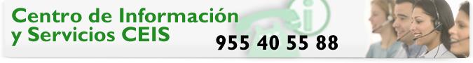 Centro de Información y Servicios CEIS - 901 500 200