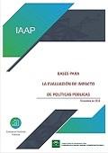Bases para la Evaluación de Impacto de Políticas Públicas. Se abre en una ventana nueva