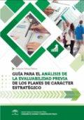 Guía para el Análisis de la Evaluabilidad Previa de los Planes de Carácter Estratégico. Se abre en una ventana nueva