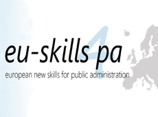 European New Skills for Public Administration (EU-Skills4PA). Nuevas Competencias Europeas en la Administración Pública