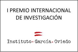 I PREMIO INTERNACIONAL DE INVESTIGACI�N INSTITUTO