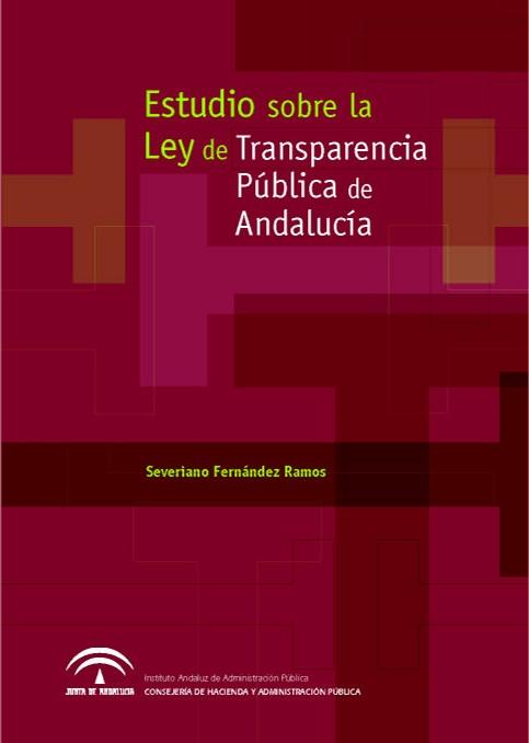 ESTUDIO SOBRE LA LEY DE TRANSPARENCIA DE ANDALUC�A