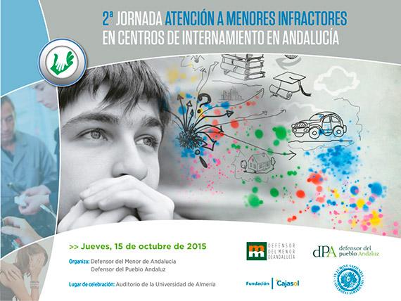 Convocatoria: 2� Jornada Atenci�n a Menores Infractores en Centros de Internamiento en Andaluc�a