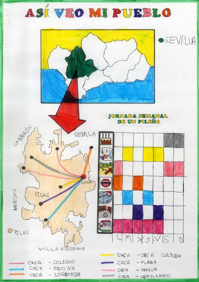 8º Concurso Andalucía en un mapa