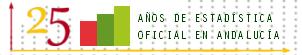 25 a�os de estad�stica oficial en Andaluc�a