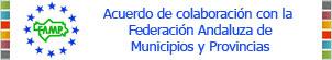 Convenio de colaboraci�n con la Federaci�n Andaluza de Municipios y Provincias en relaci�n al Callejero Digital de Andaluc�a Unificado