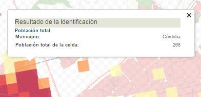 Cómo visualizar los datos de la Distribución Espacial de la Población en Andalucía