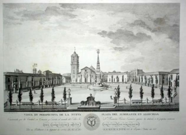 Joaquín Dolz, Tomás López Enguíndanos, 1807