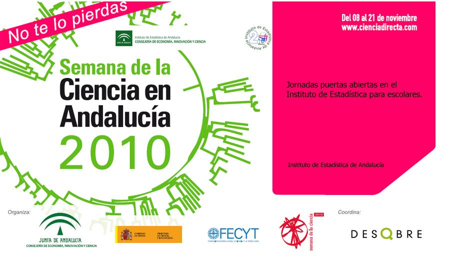 Semana de la Ciencia en Andalucía