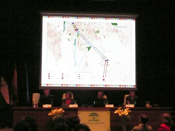 Presentación de los resultados de la Encuesta Social 2011. Movilidad en las regiones urbanas de Andalucía