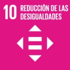 Objetivo 10. Reducción de las desigualdades