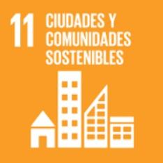 Objetivo 11. Ciudades y comunidades sostenibles