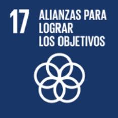 Objetivo 17. Alianzas para lograr los objetivos