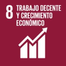 Objetivo 8. Trabajo decente y crecimiento económico