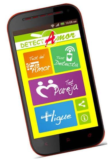 app detectamor