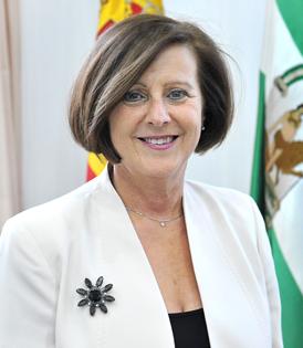 Maria José Sanchez Rubio Consejera de Igualdad, Salud y Políticas Sociales