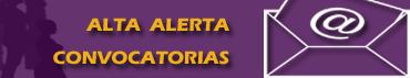 Alerta en convocatorias CD María Zambrano