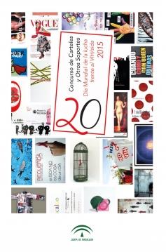 Día Mundial Del Sida 2015. Concurso de carteles y otros soportes