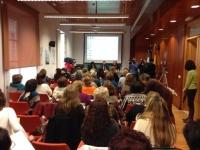Encuentro del Instituto Andaluz de la Mujer con asociaciones de mujeres de Cádiz