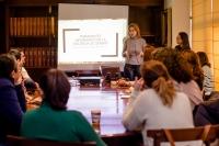 Medio centenar de periodistas de Cádiz reciben formación para incluir la perspectiva de género en el tratamiento de la información
