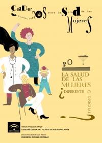 El IAM y la Escuela Andaluza de Salud Pública lanzan una serie de nueve cuadernos que abordan la salud de las mujeres desde una perspectiva de género