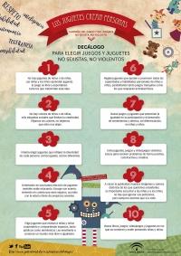 El Instituto Andaluz de la Mujer llama a la responsabilidad social de las empresas en la publicidad de los juguetes