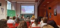 Ana Fidalgo subraya el valor de proyectos como 'Baloncesto para todas' porque las niñas necesitan referentes deportivos femeninos