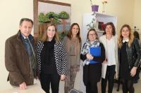 La directora del IAM reitera la apuesta de la Junta por la red de Centros Municipales de Información a la Mujer