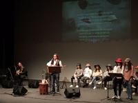 La directora del IAM destaca el poder de la música como vehículo de trasmisión de valores igualitarios