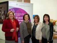 Sánchez Rubio apuesta por el mantenimiento de los servicios públicos para impulsar el liderazgo de las mujeres