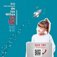 La Junta lanza por segundo año la campaña-concurso para promover las vocaciones tecnológicas en las adolescentes