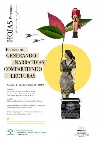 El IAM conmemora el 10º aniversario de 'Generando Lecturas' con un encuentro de jóvenes autoras andaluzas y de grupos de lectura